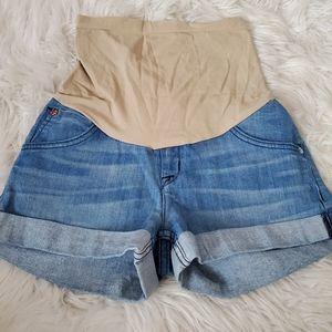 Hudson Maternity Shorts Size 28